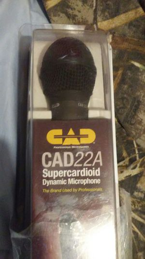 CAD supercardioid dynamic microphone for Sale in Kingsport, TN