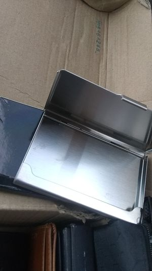 Credit card case horlder for Sale in Long Beach, CA