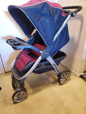 Chicco Bravo Quick Fold Stroller for Sale in Alexandria, VA