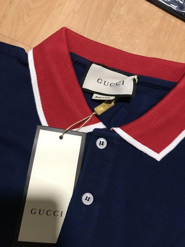 Brand new Gucci T-shirt bee design