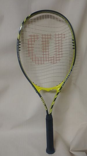Wilson V matrix Fushion XL stop shock tennis racket 4.5 for Sale in Los Angeles, CA