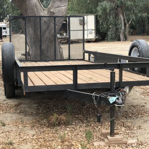 16ft Utility Trailer. Rzr for Sale in Eastvale, CA