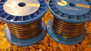 Heavy 15 Gauge Pro Premium Speaker Wire 25' per Roll for Sale in Boca Raton, FL
