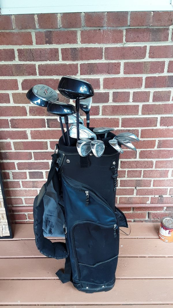 T740 golf clubs (woman's)