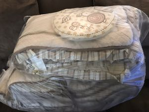 6 piece baby bed set for Sale in Lake Worth, FL