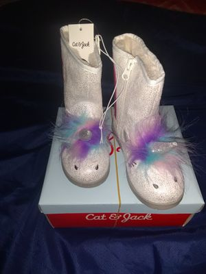 Girls boots cat&Jack toodler size11 new for Sale in City of Industry, CA