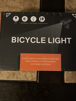 BICYCLE LIGHT *BRAND NEW* for Sale in Pico Rivera,  CA