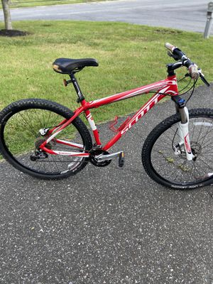 "SCOTT SCALE 29"" HYBRID BIKE for Sale in Upper Marlboro, MD"