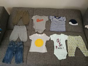 Baby Boy Clothes 6-9 Months Infant Summer Lot for Sale in Queens, NY