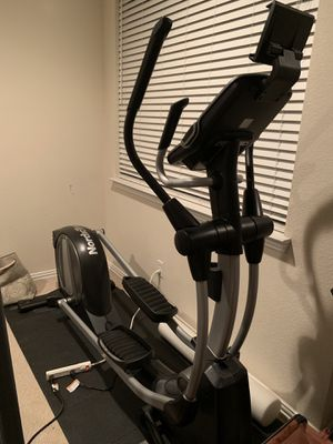 Elliptical Nordic Track Spacesaver for Sale in Richardson, TX