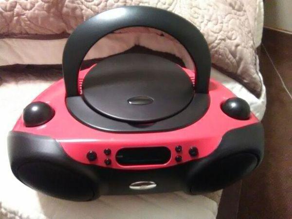 Brand new CD AM FM radio player brand new