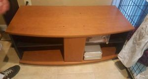 Wooden tv stand for Sale in Germantown, MD