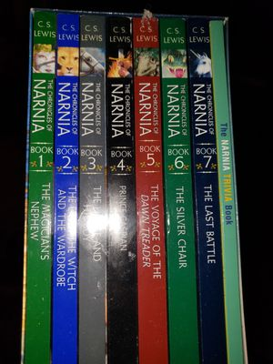 Narnia Books for Sale in Fresno, CA