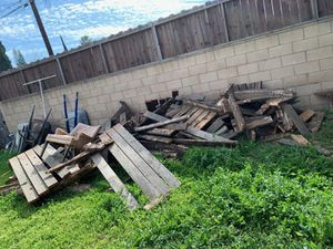 Free wood for Sale in La Verne, CA
