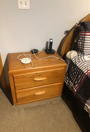 Queen Bedroom set everything included for Sale in Morris, IL
