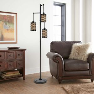 Light Floor Lamp fast shipping . for Sale in Duluth, GA