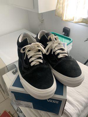 Vans Old Skool LX ( Nubuck Leather) for Sale in Long Beach, CA