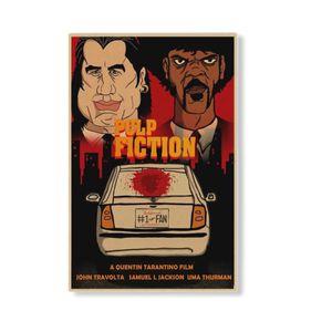 Pulp Fiction Movie Canvas Print for Sale in Miami, FL
