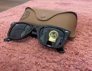 Brand New Authentic RayBan Wayfarer Sunglasses for Sale in Hermosa Beach, CA