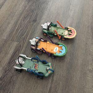 TMNT Teenage Mutant Ninja Turtles Action Figure Vehicle Vintage for Sale in Peoria, AZ