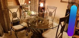 6pc Dining Room Table Set for Sale in Matteson, IL