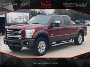 2016 Ford F250 Super Duty Crew Cab for Sale in Burleson, TX