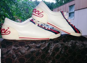 Gucci Man Tenis Shoes for Sale in Houston, TX