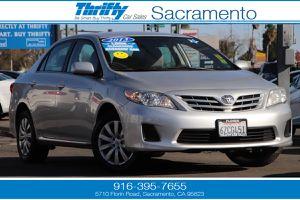 2013 Toyota Corolla for Sale in Sacramento, CA