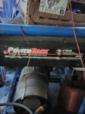 Powermate generator 5000 watts for Sale in Dearborn, MI