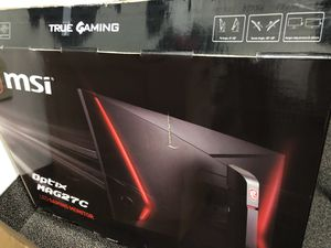 Msi monitor for Sale in Wyomissing, PA