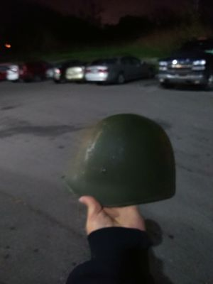 Old army helmet for Sale in St Louis, MO