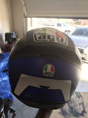 AGV Motorcycle Helmet *Size XL - has flip down sun shades for Sale in Los Angeles, CA