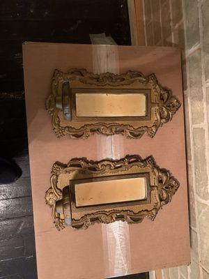 Hanging mirror candle holder for Sale in Dothan, AL