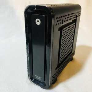 Motorola SURFboard SB6180 3.0 Cable Modem Cox Comcast Fast Internet Fast Shipping for Sale in Phoenix, AZ