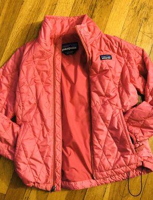 Patagonia puff jacket sz 7/8 girls for Sale in Johnston, RI
