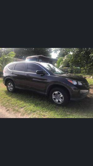 HONDA CRV EX SPORT 4D 2014 70k for Sale in Miami, FL