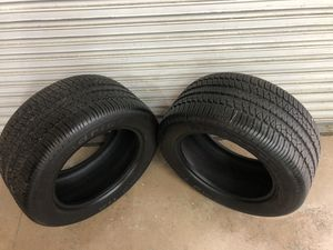 2 Goodrich Comp T/A. Tires for Sale in Clermont, FL