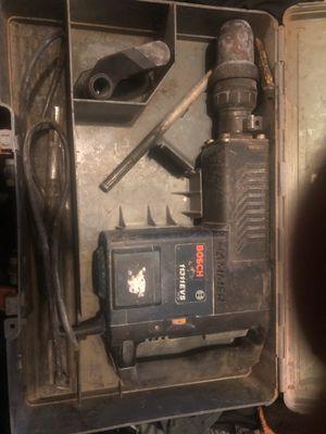 Bosch Hammer Drill for Sale in Jonesboro, GA