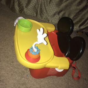 Mickey Mouse booster activity seat for Sale in Cleveland, OH