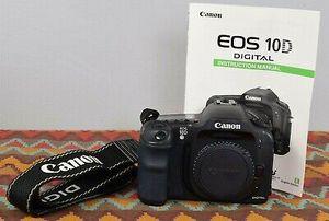 Canon Digital Camera 10D for Sale in Seattle, WA