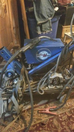 Miller matic welder model 10-e for Sale in Avondale, AZ