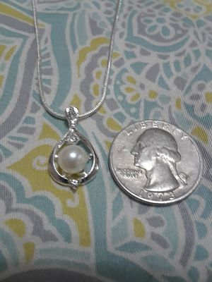 Pearl necklace for Sale in Waukegan, IL