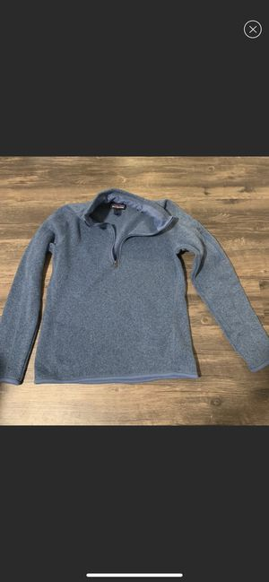 New Patagonia better sweater 1/4 zip for Sale in Austin, TX
