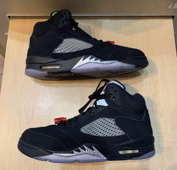Air Jordan 5 OG Metallic 2016 Size 8