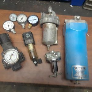 Air Compressor Regulators Filters Driers Separators for Sale in Portland, OR