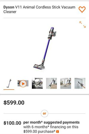 Dyson v11 Animal cordless vacuum NEW IN BOX for Sale in Columbus, OH