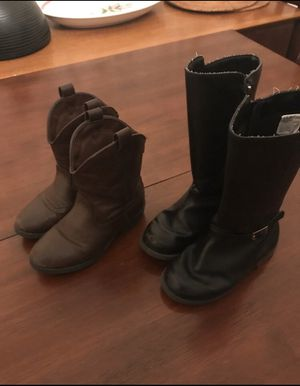 Girls boots for Sale in CA, US