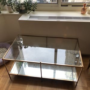 Glass Top Coffee Table for Sale in New York, NY