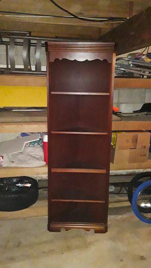 Corner shelf 6 ft High 24 wide for Sale in Upper Gwynedd, PA