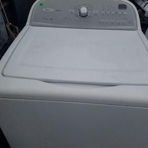 Whirlpool washer Large Cap W/WARRANTY for Sale in Houston, TX